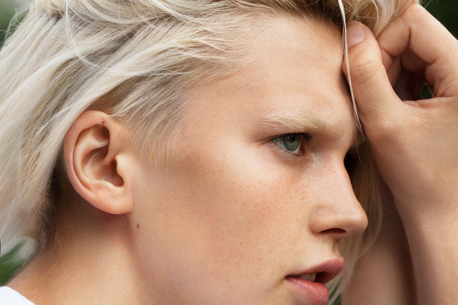 Olivier Rose . beauty portraits